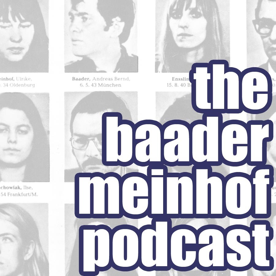 The Baader-Meinhof Podcast